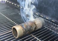 Round Perforated Pellet Tube Smoker Customized Wire Diameter For BBQ