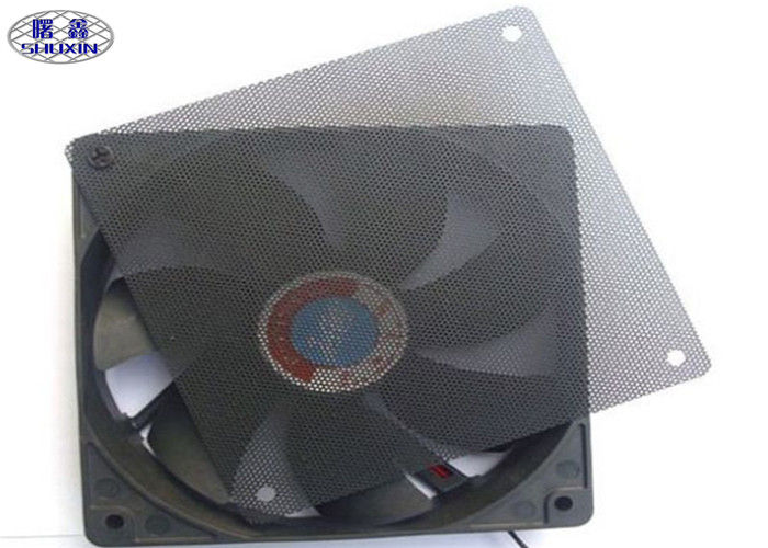 PC Computer Fan Dust Filter 120mm Stainless Steel Washable Cuttable Mesh